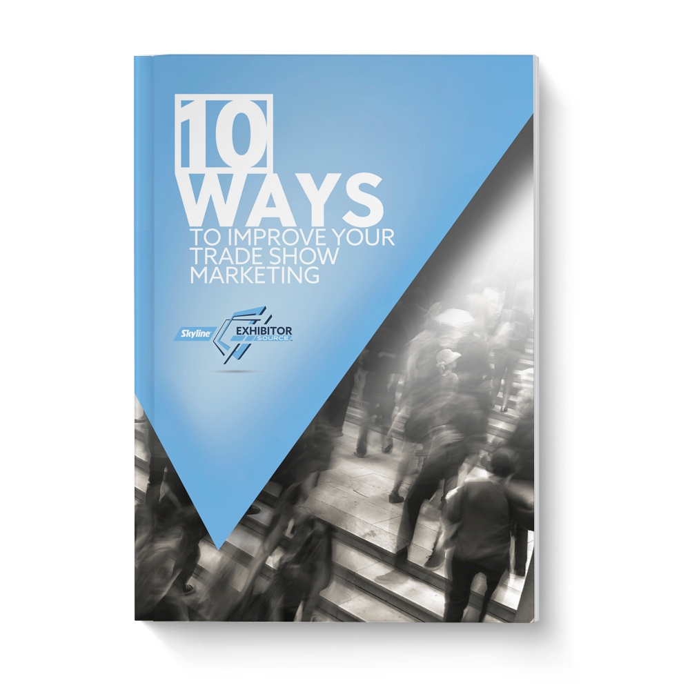 10 Ways to Improve Your Trade Show Marketing