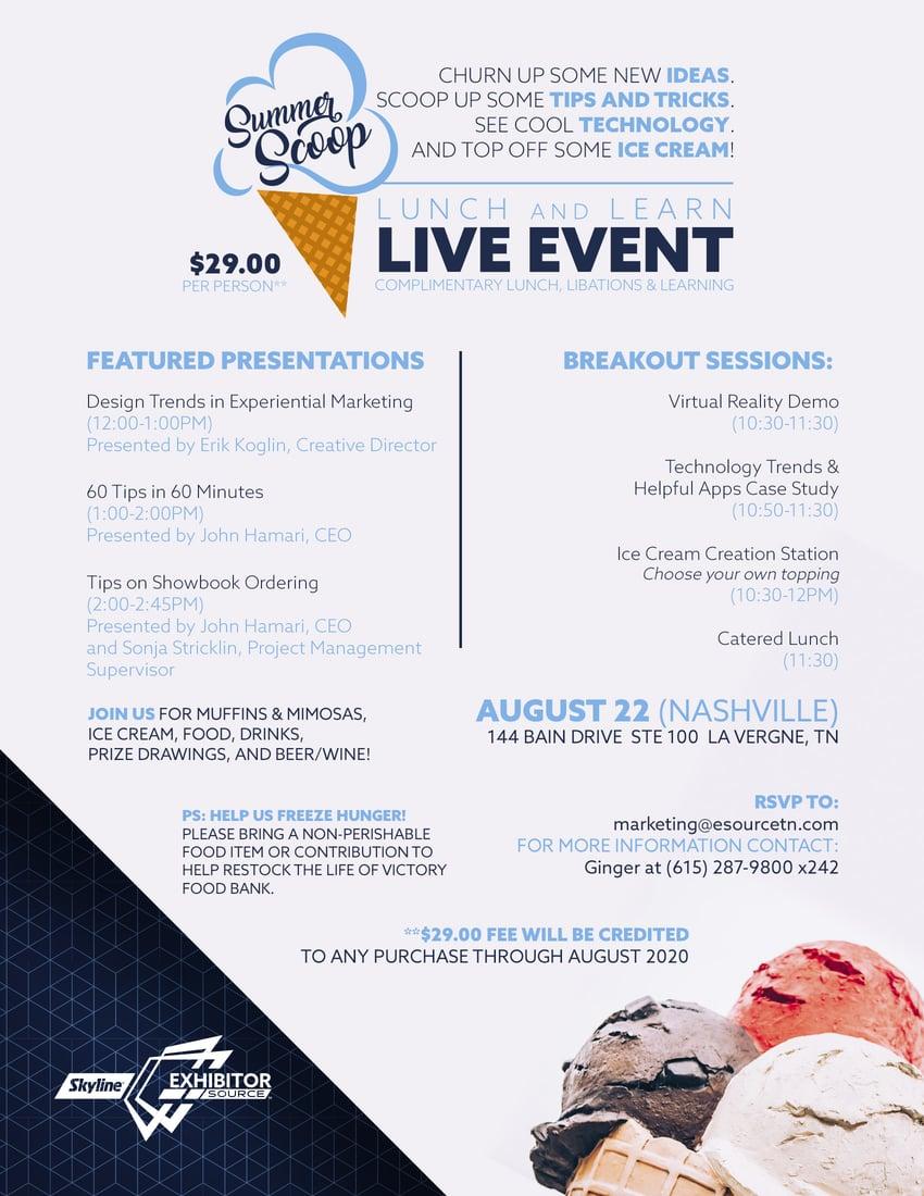 2019 08 Seminar Flyer-Nashville