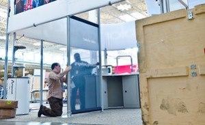 trade show installation nashville