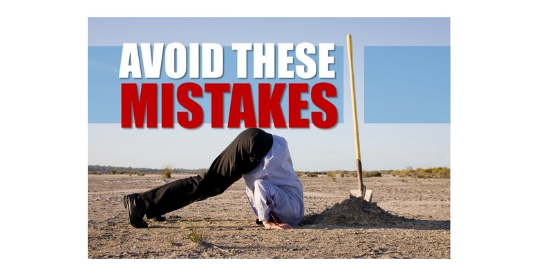 11 Mistakes Exhibitors Make