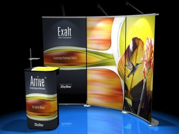 Creative Ways to Display Your Banner Stands