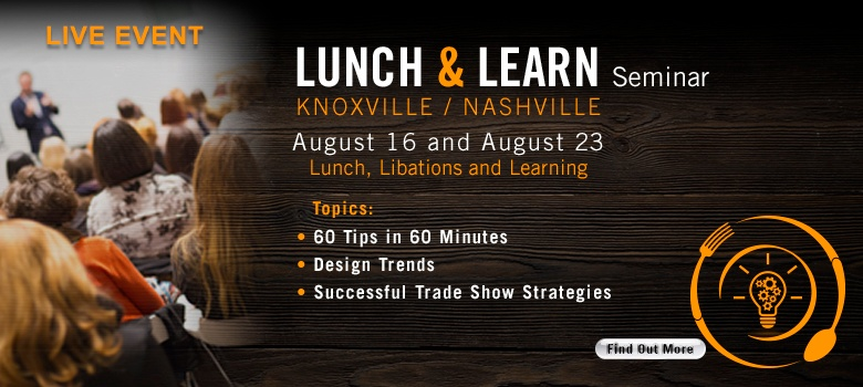 Taste What's Possible - Lunch & Learn!