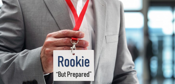 Rookie Trade Show Basics 1